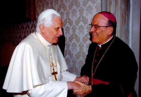Mons. Tarcisio Pillolla è tornato alla Casa del Padre